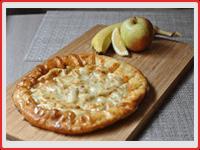 Пирог с яблоком и лимоном