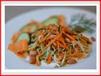 Вьетнаский салат