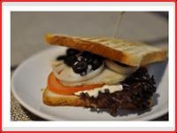 Сэндвич с рыбкой